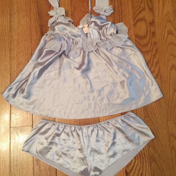 Victoria's Secret Other - Victoria's Secret Lilac babydoll (NWOT) Size XS